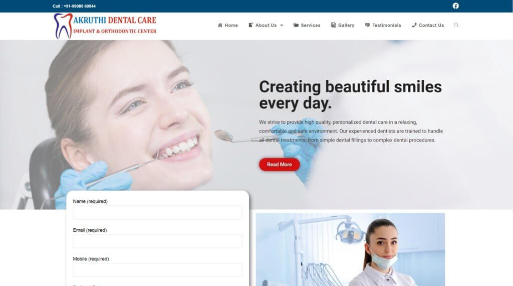 dental-website-empower-softech