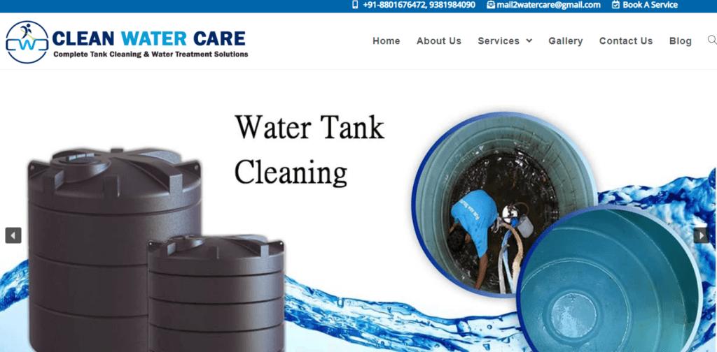 Empower-softtech-website-clean-water-care